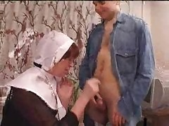 nuns porn : big white ass, big tits nude