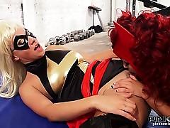 wife lesbian : mom lesbian porn, puffy pussy