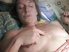 wife wanking me : anal sex video, dripping pussy